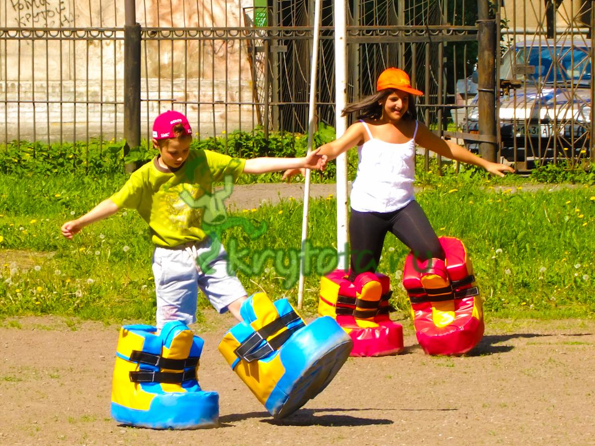 Конкурсы для детей командные подвижные