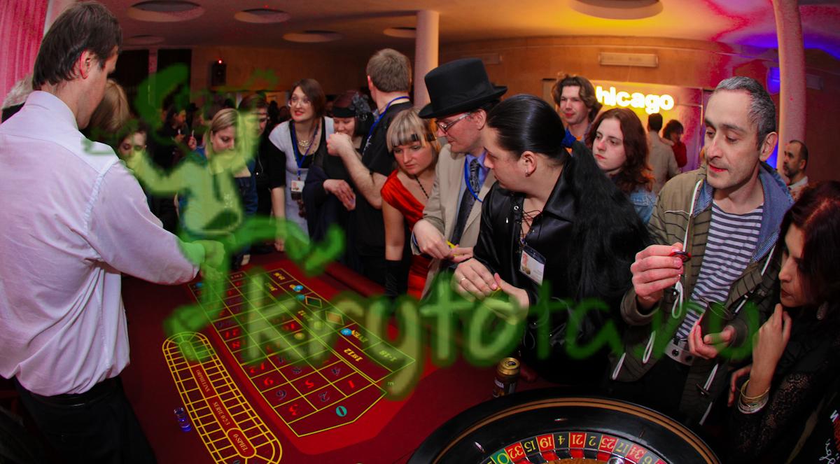 Выездное казино москва электронная рулетка 3 метра